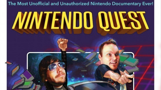 film reviews | movies | features | BRWC Nintendo Quest: Review