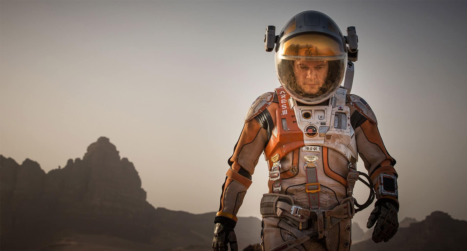 film reviews | movies | features | BRWC THE BRWC Review: The Martian (12A)