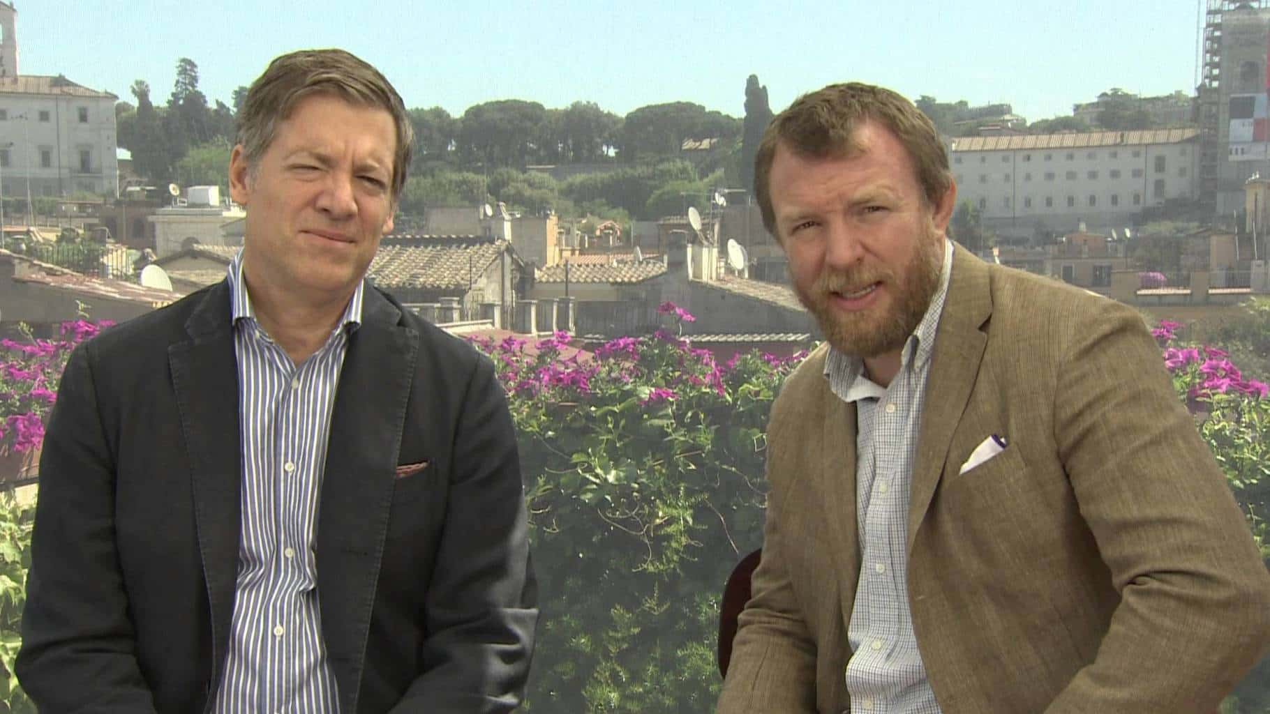 film reviews   movies   features   BRWC Guy Ritchie & Lionel Wigram Chat About Uncle