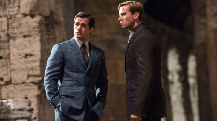 film reviews | movies | features | BRWC The Men From U.N.C.L.E. Chat