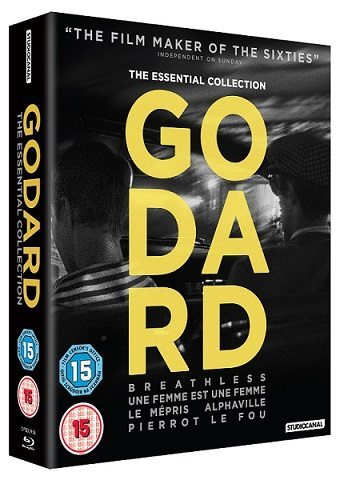 film reviews | movies | features | BRWC Blu-Ray Review: Godard - The Essential Collection