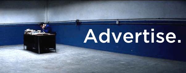 advertise advertising