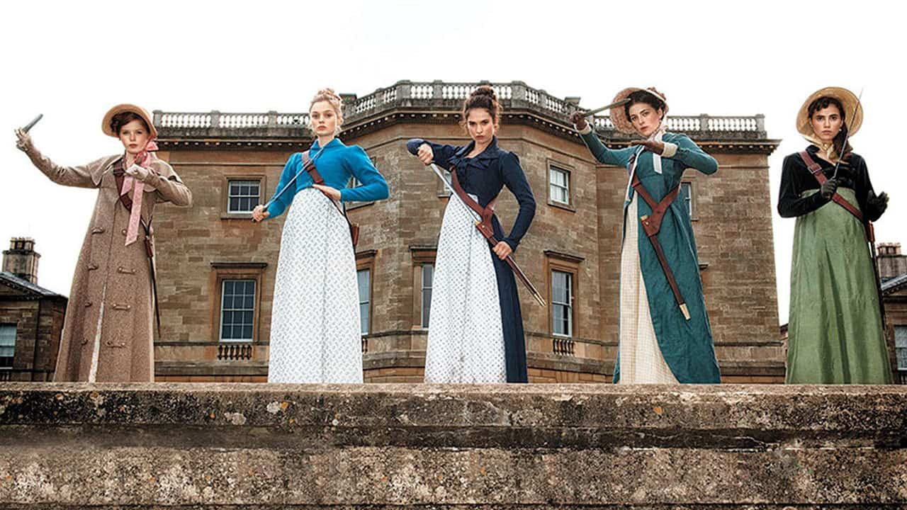 film reviews | movies | features | BRWC Pride And Prejudice And Zombies: The BRWC Review