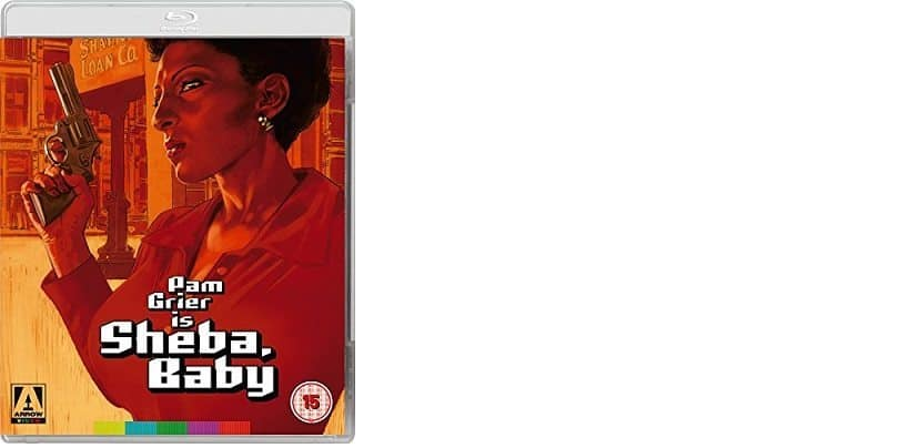 film reviews | movies | features | BRWC Sheba, Baby (Girdler, 1975) - Blu-Ray Review