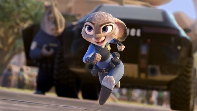 film reviews | movies | features | BRWC The BRWC Review: Zootropolis