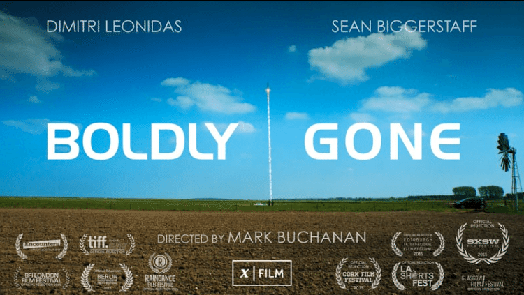 film reviews | movies | features | BRWC Short Film Review: Boldly Gone
