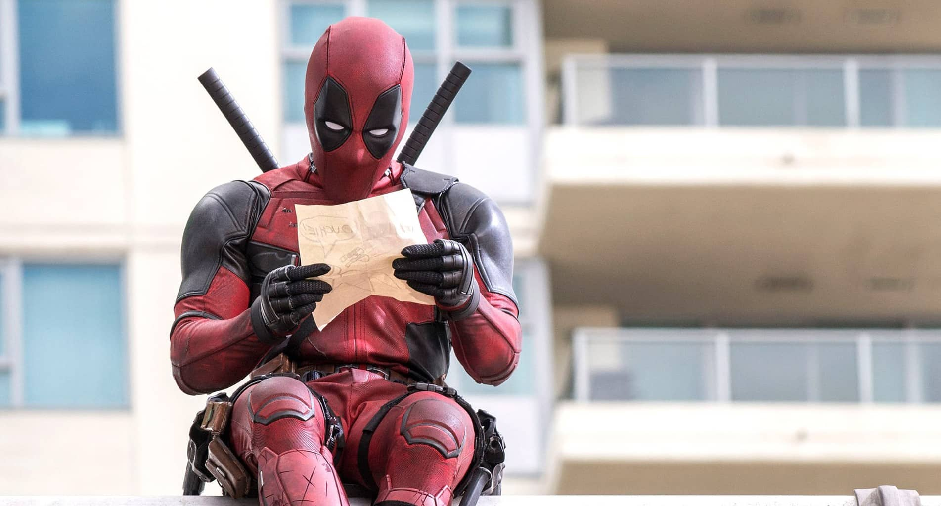 film reviews | movies | features | BRWC Deadpool Delivers Best February Open For IMAX In The UK
