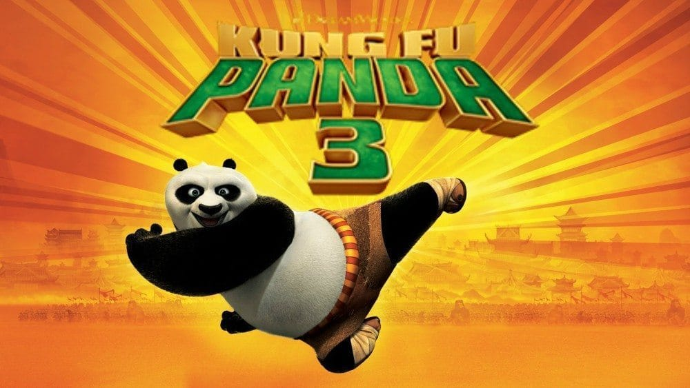 film reviews | movies | features | BRWC Kung Fu Panda 3 Clip: Po Teaches Kung Fu