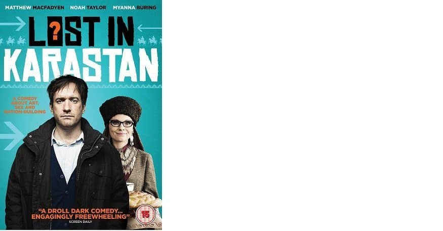 film reviews | movies | features | BRWC Lost In Karastan (Hopkins, 2014) - DVD Review