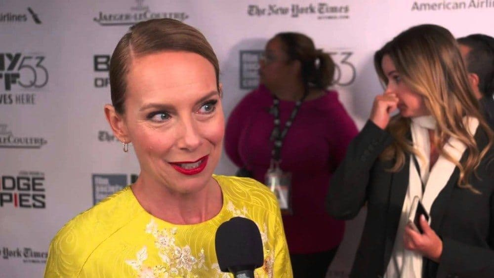 film reviews | movies | features | BRWC Bridge Of Spies: Amy Ryan Q&A