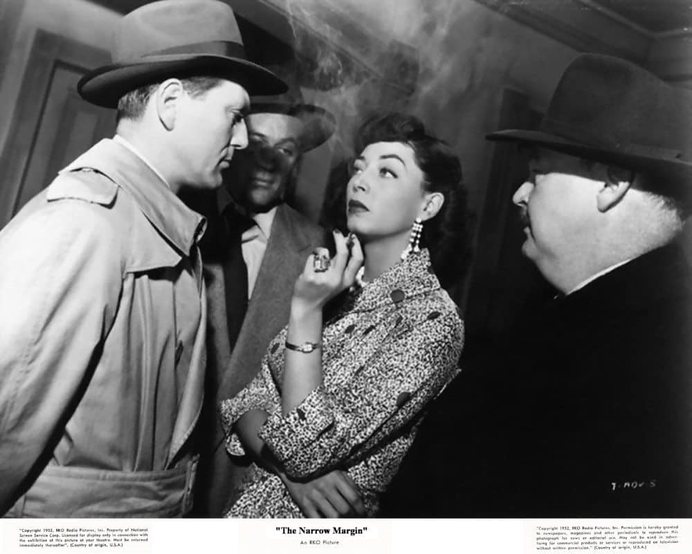 film reviews | movies | features | BRWC It's A Wonderful List: The Narrow Margin (1952)
