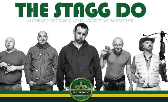 film reviews | movies | features | BRWC The Stagg Do (DeMarco, 2014) - DVD Review