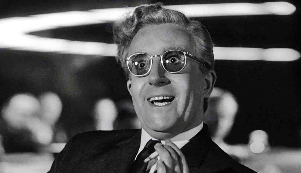 film reviews | movies | features | BRWC Secret Cinema | Dr. Strangelove