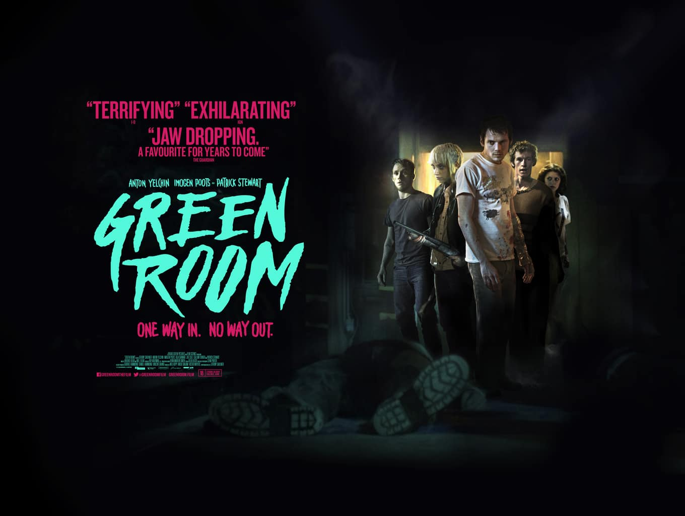 film reviews   movies   features   BRWC Green Room: Poster & Trailer