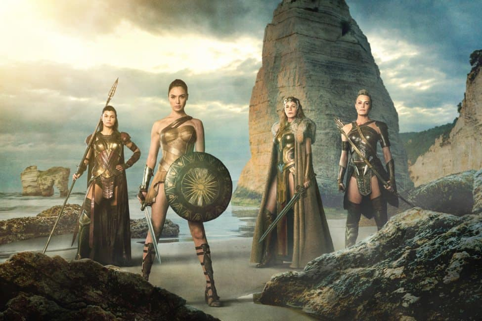 film reviews | movies | features | BRWC Wonder Woman!