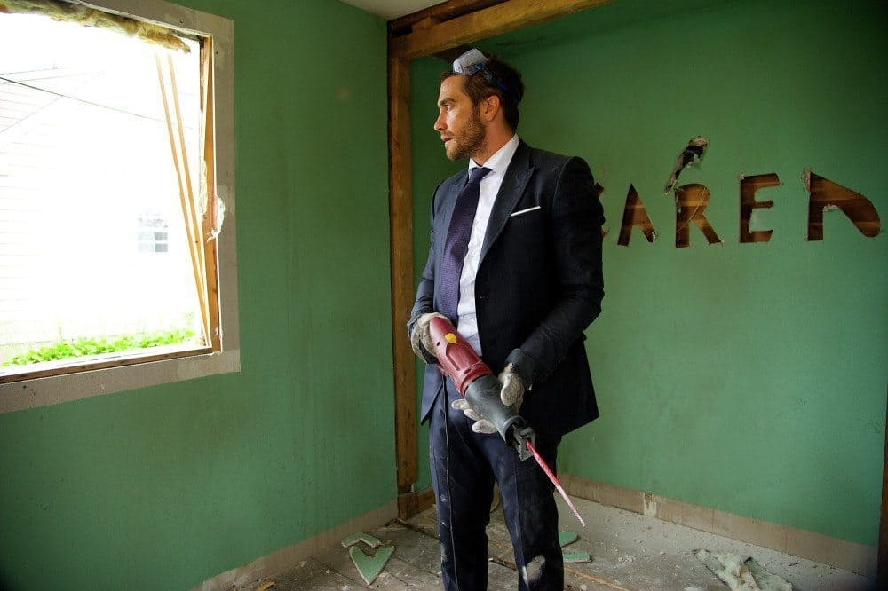 film reviews | movies | features | BRWC Jake Gyllenhaal Stars In New Clip From DEMOLITION