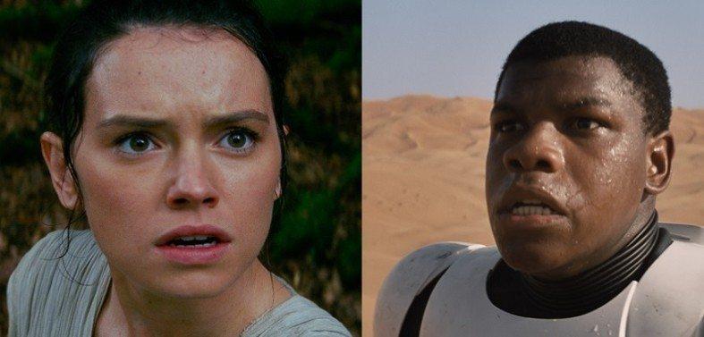 Star Wars Rey Finn