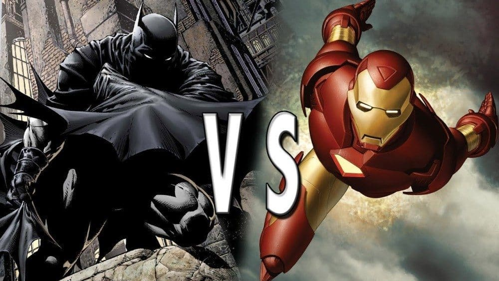 film reviews | movies | features | BRWC Is Iron Man Basically Batman?