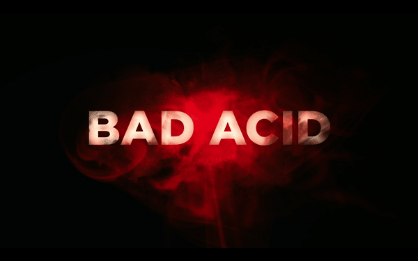 film reviews | movies | features | BRWC Bad Acid (2016) - Horror Short Review
