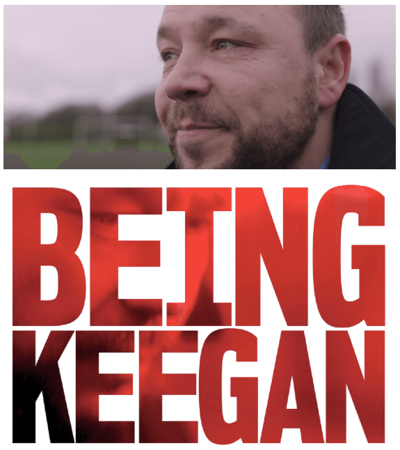 film reviews | movies | features | BRWC BEING KEEGAN