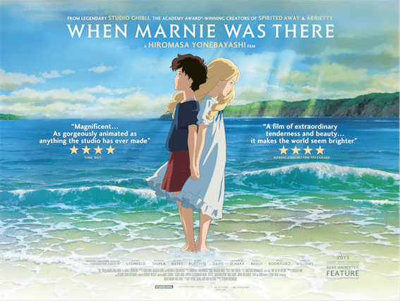 film reviews | movies | features | BRWC When Marnie Was There: Studio Ghibli Returns