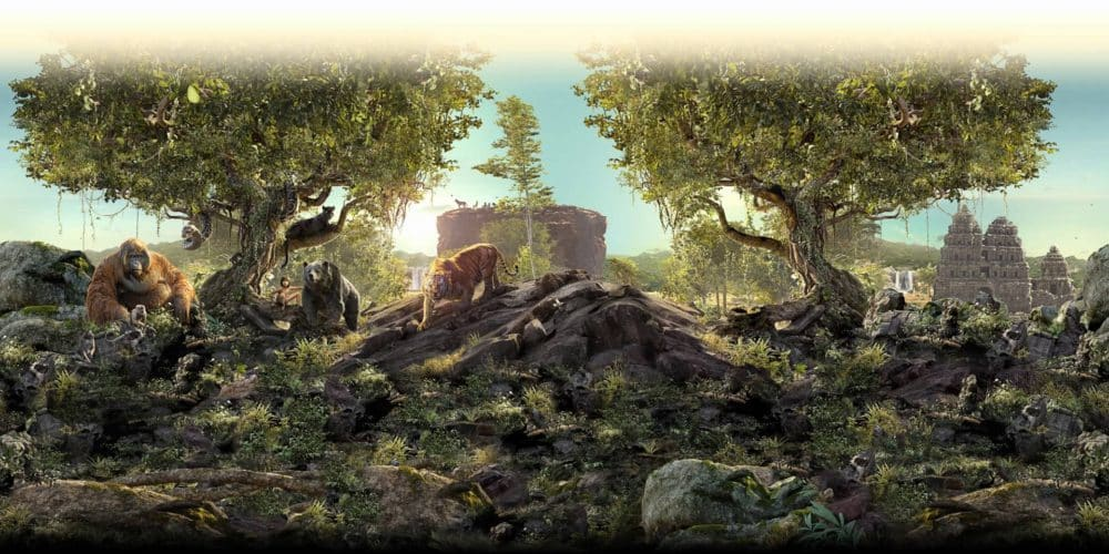 film reviews | movies | features | BRWC The Jungle Book 3D Featurette