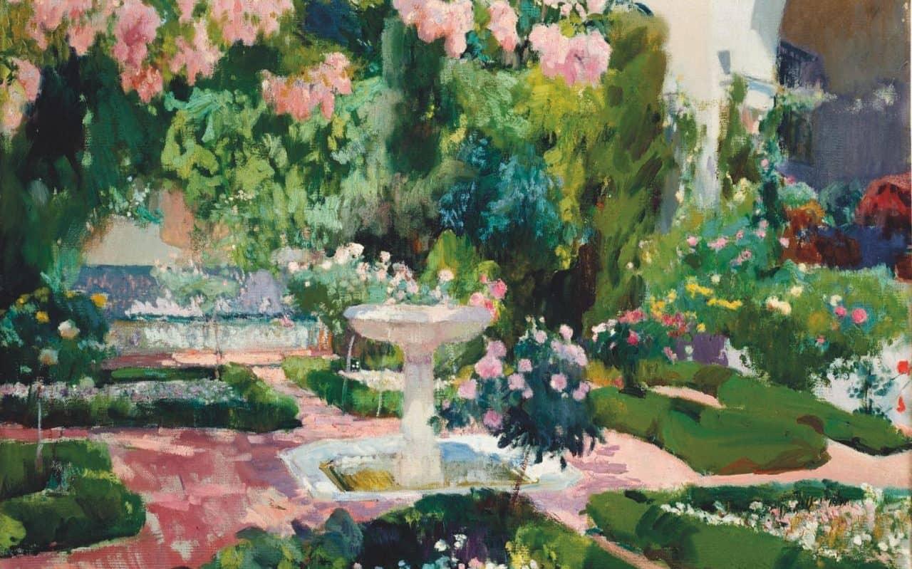 Paris Wall Mural Review Painting The Modern Garden Monet To Matisse