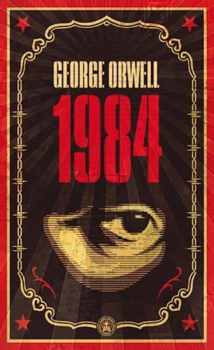 1984 by George Orwell (1949)