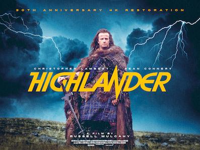 Highlander In 4K For It's 30th