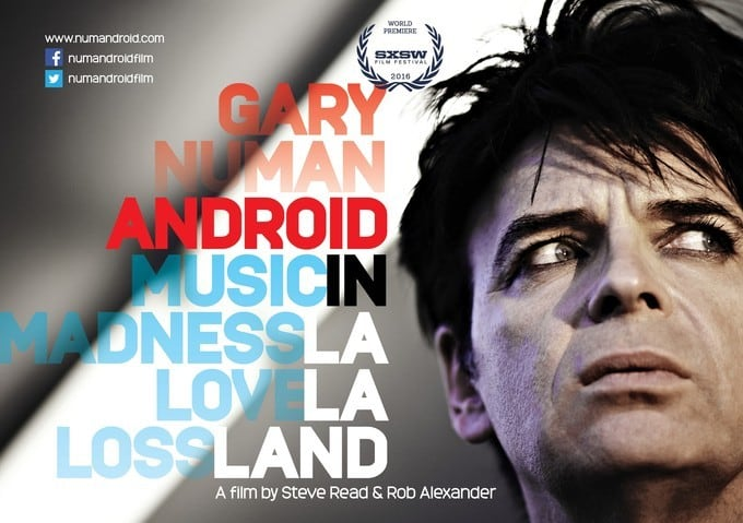 film reviews | movies | features | BRWC Gary Numan: Android In La La Land