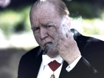 film reviews | movies | features | BRWC A First Look At Brian Cox As Churchill