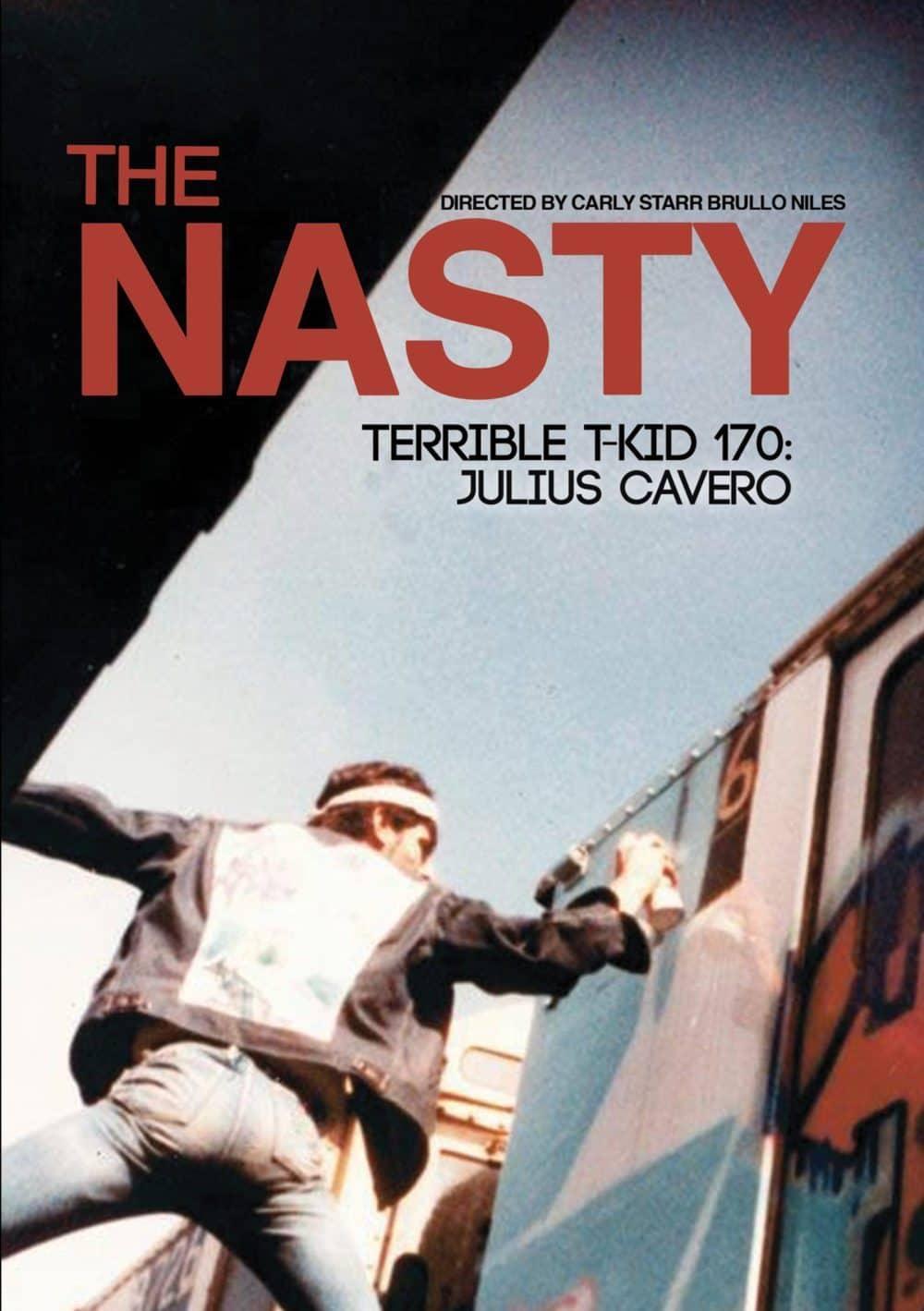 film reviews | movies | features | BRWC The Nasty TERRIBLE T-KID 170: Julius Cavero