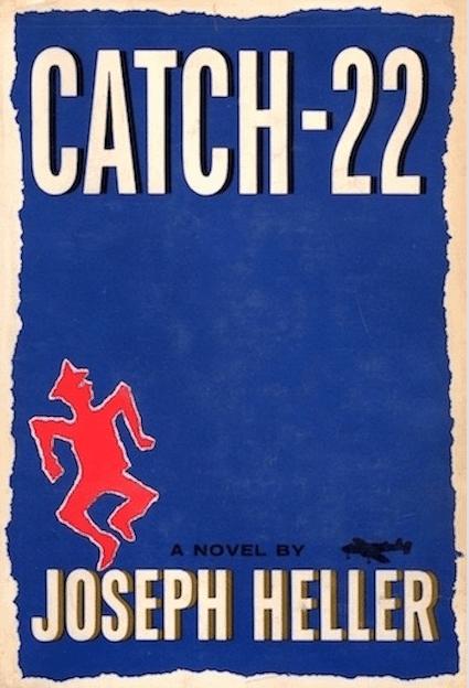 Catch-22 by Joseph Heller (1961)