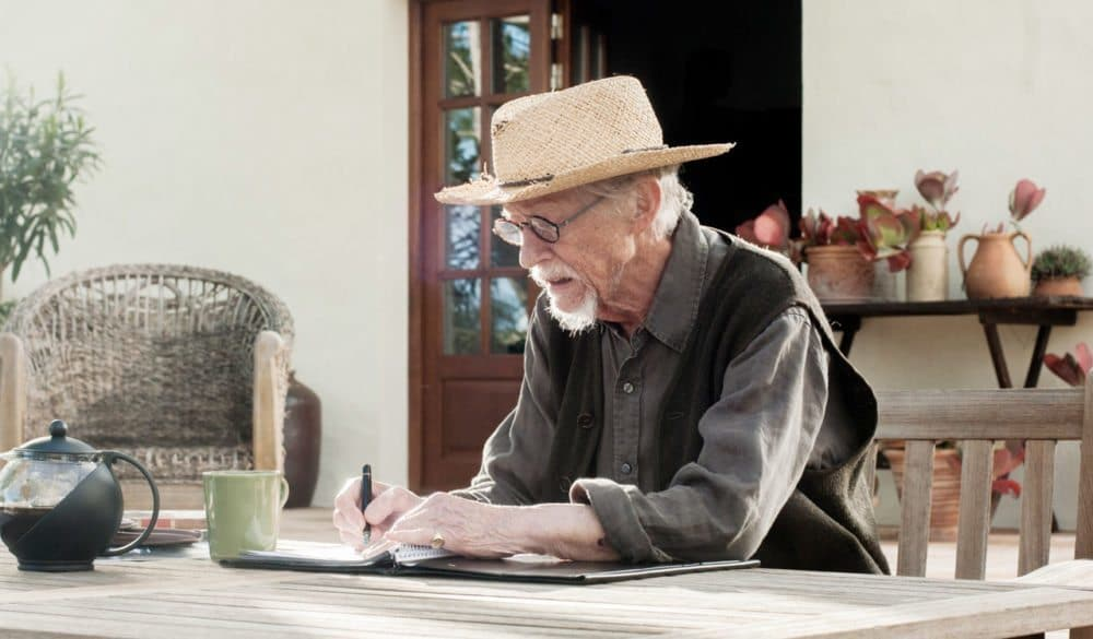film reviews | movies | features | BRWC That Good Night's First Image Has John Hurt In It