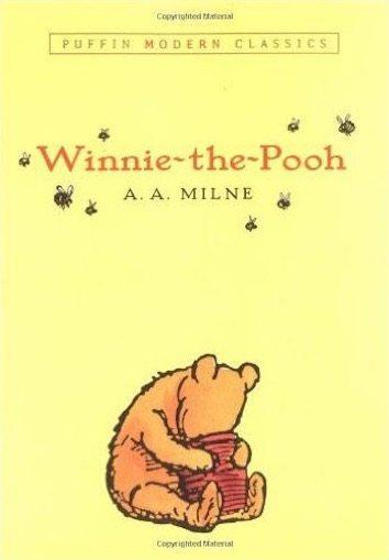 Winnie-the-Pooh by A. A. Milne (1926)