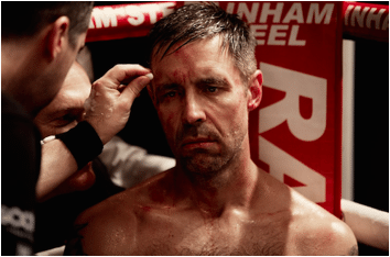Paddy Considine's Journeyman