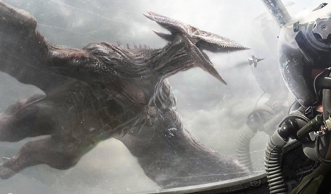 film reviews | movies | features | BRWC Edwards' Exit And The Future Of Godzilla 2