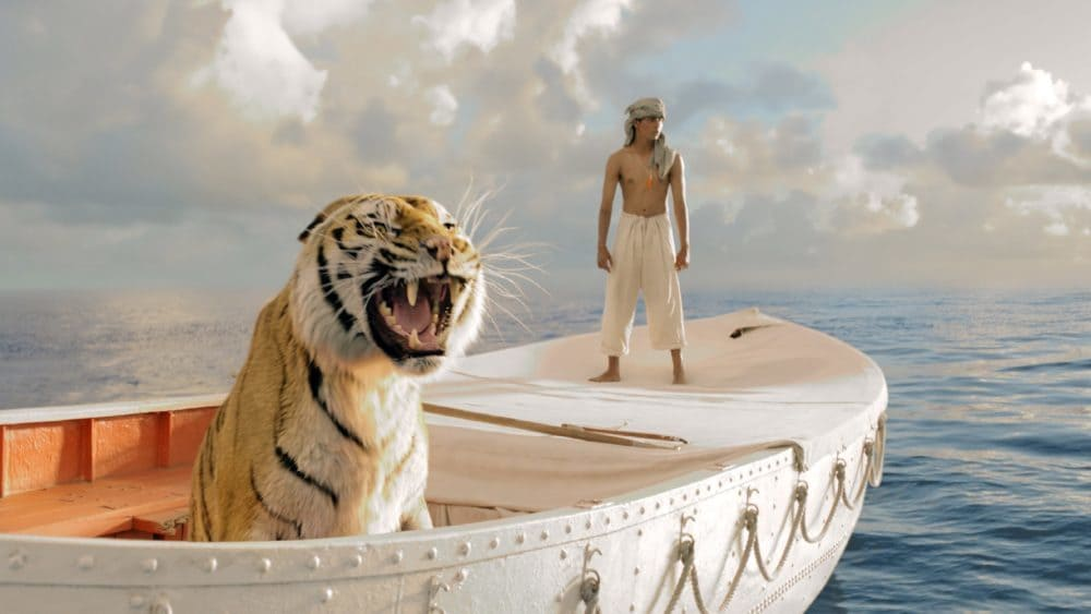 Life Of Pi on your 4K TV