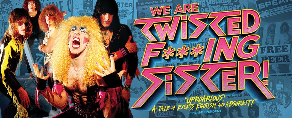 film reviews | movies | features | BRWC We Are Twisted F***ing Sister! (2014): Film Review