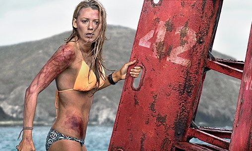 film reviews | movies | features | BRWC The Shallows: Review