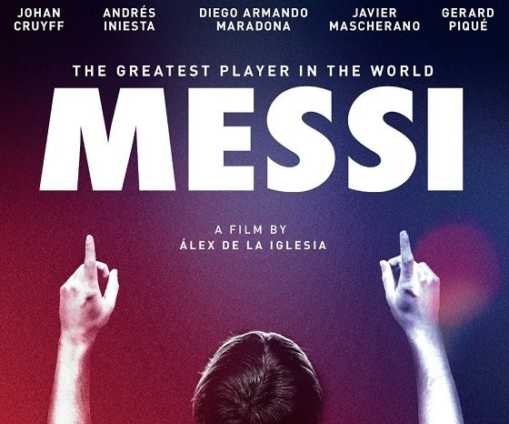 film reviews | movies | features | BRWC Messi (2014): DVD Review