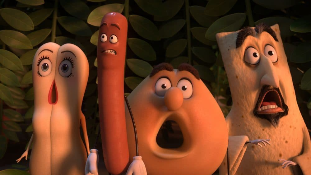 film reviews | movies | features | BRWC Sausage Party: The BRWC Review
