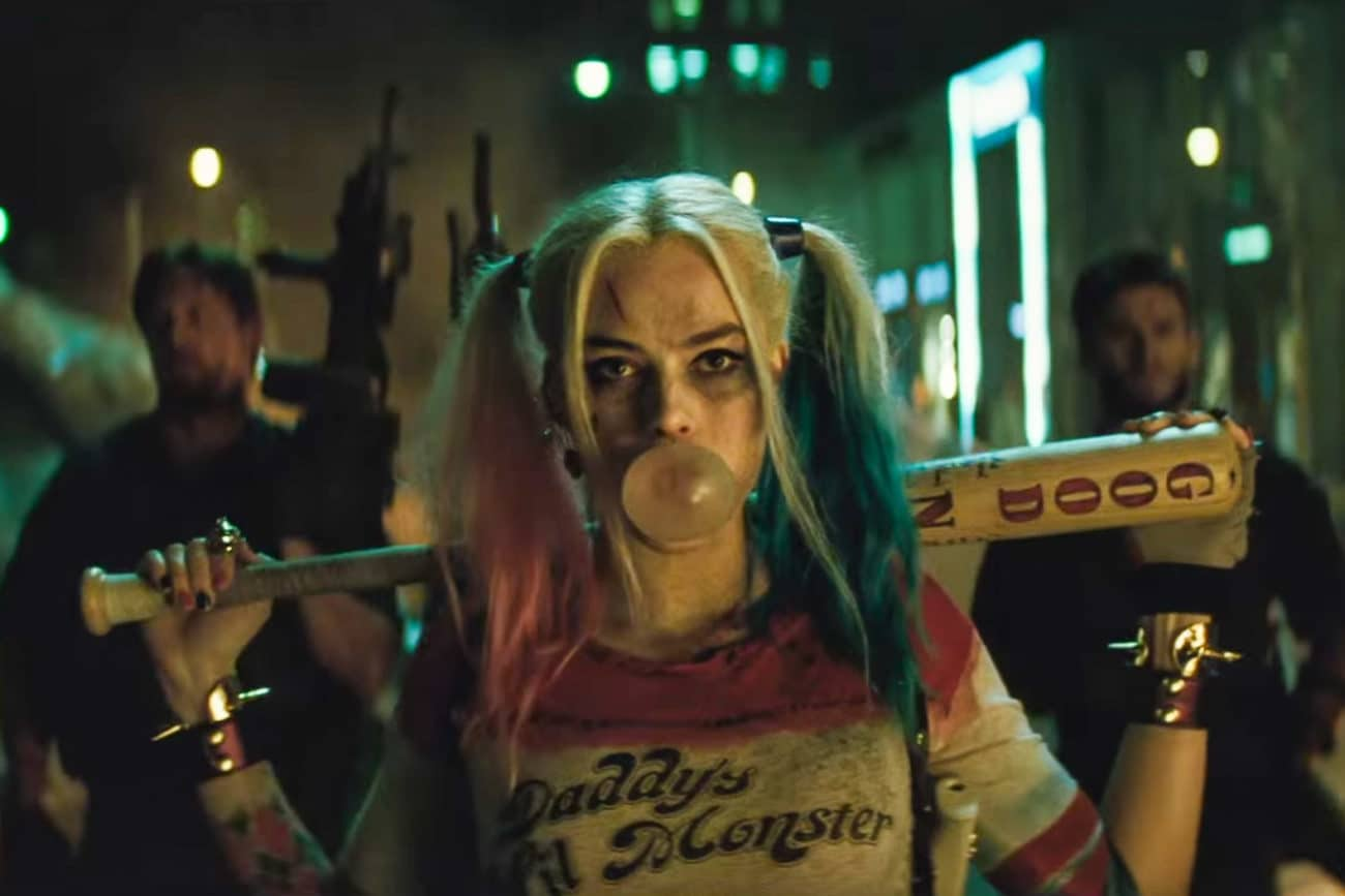 film reviews | movies | features | BRWC Pink Unicorn Fetishes & Gothic Absurdity: Defining Normal In Suicide Squad