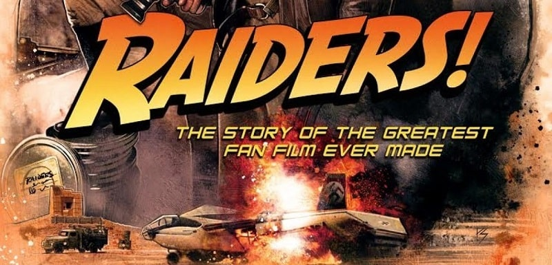 film reviews | movies | features | BRWC Raiders! The Story Of The Greatest Fan Film Ever Made (2016): Review