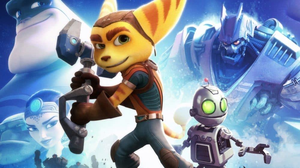 film reviews | movies | features | BRWC Ratchet & Clank – A Video Game History