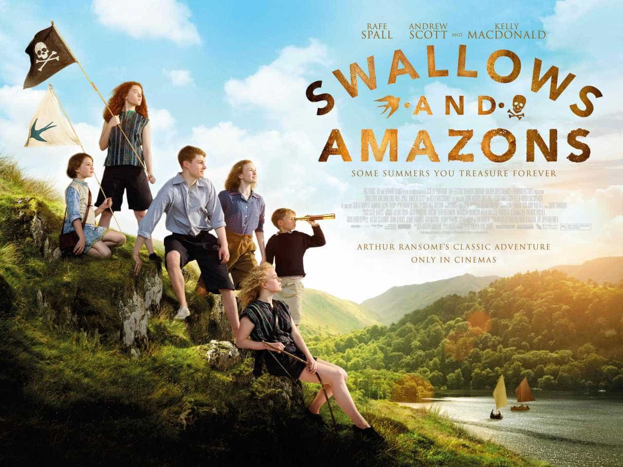 film reviews | movies | features | BRWC The BRWC Review: Swallows And Amazons