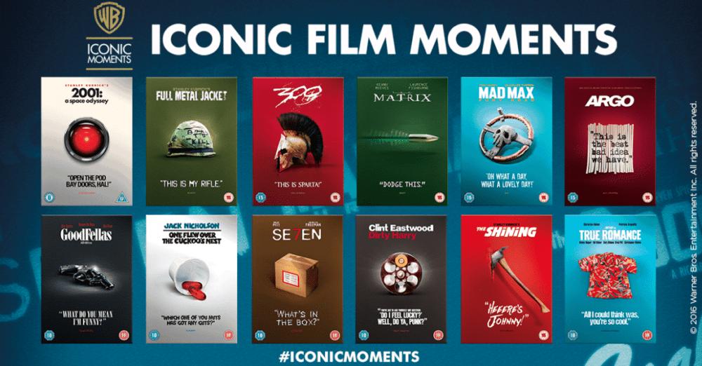 Warner Bros. Iconic Moments
