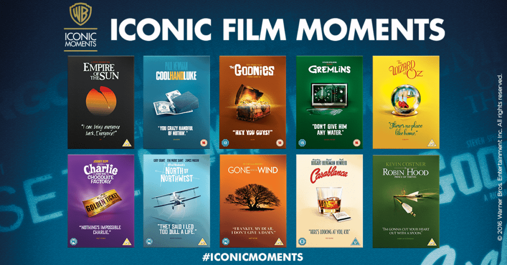 film reviews | movies | features | BRWC Review: Warner Bros. Iconic Moments (Part 1)