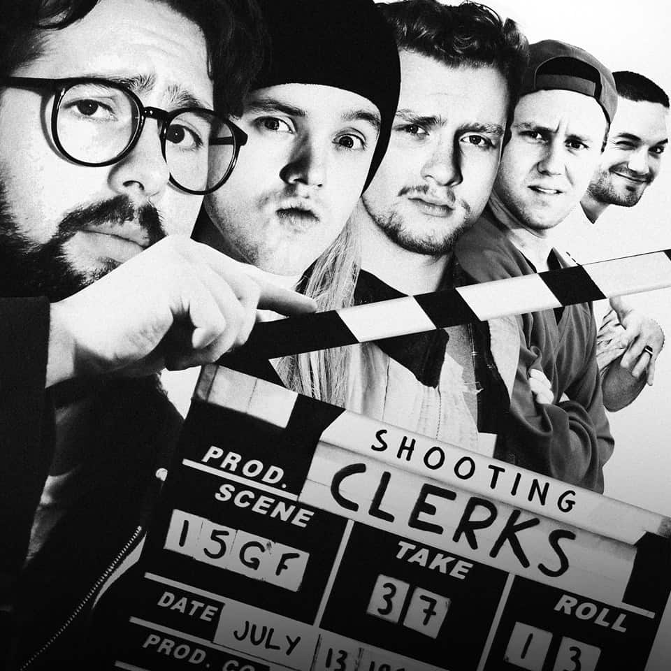 film reviews | movies | features | BRWC Trailer For Kevin Smith Biopic Shooting Clerks Released