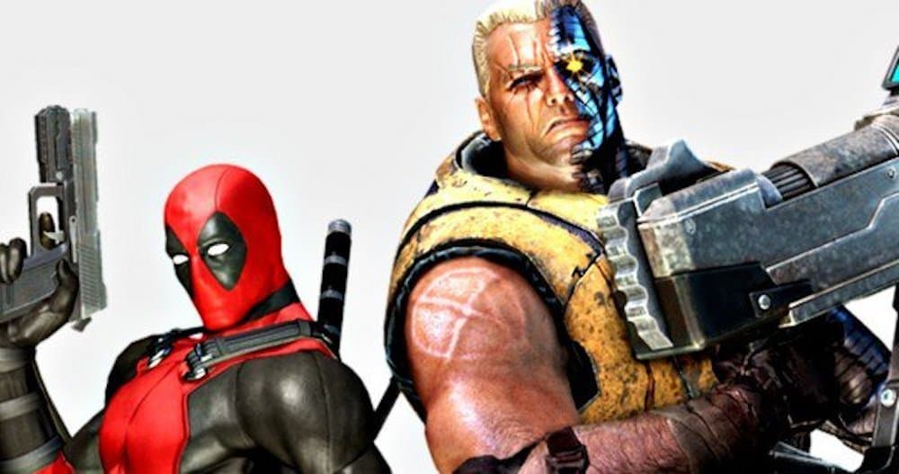 Deadpool 2 and X-Force